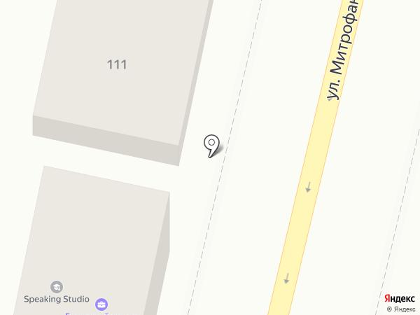 Лакомка на карте Краснодара