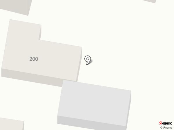 Школа-ателье на карте Краснодара