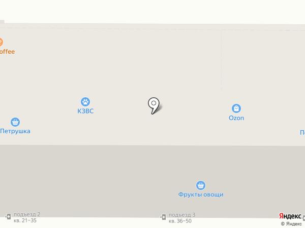Flowers на карте Краснодара