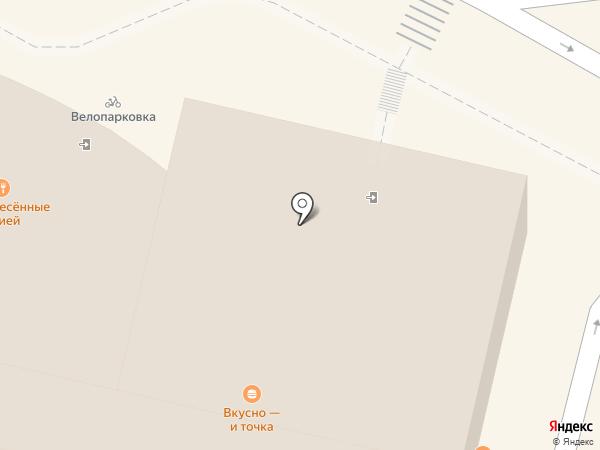 Elotti на карте Краснодара