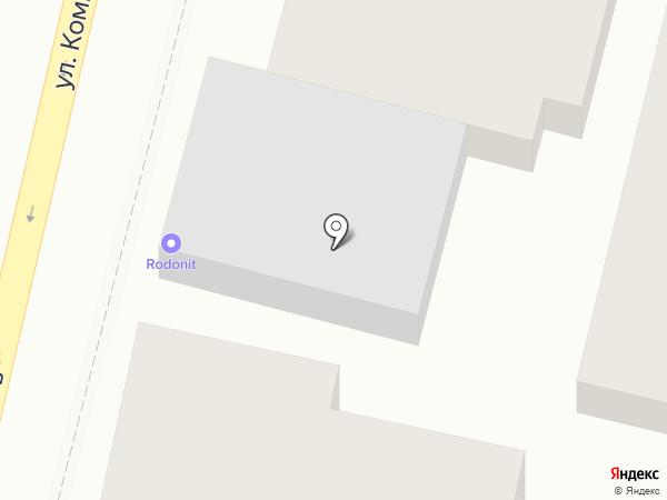 СакМобайл на карте Краснодара