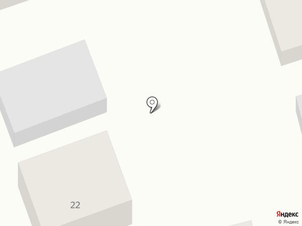 Многопрофильная фирма на карте Новотитаровской