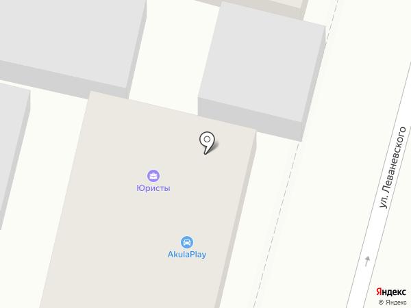 Первый Наградной на карте Краснодара