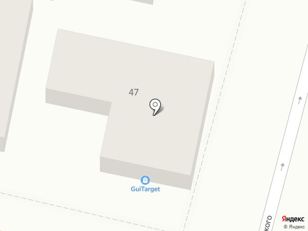 LED Imperial на карте Краснодара