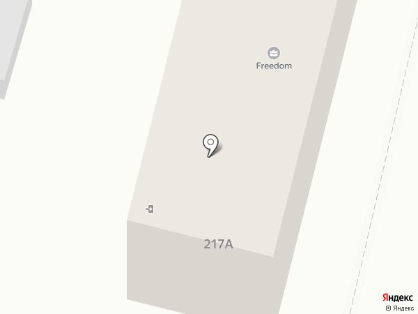 Информационное агентство недвижимости на карте Краснодара