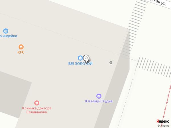 Домашний текстиль на карте Краснодара
