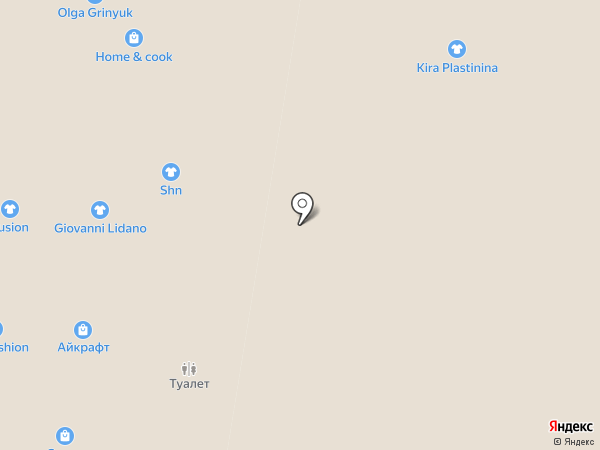 J`adore на карте Краснодара