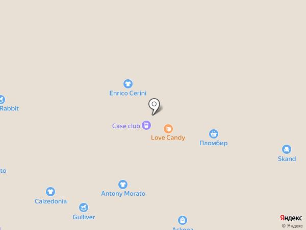 iMarket на карте Краснодара