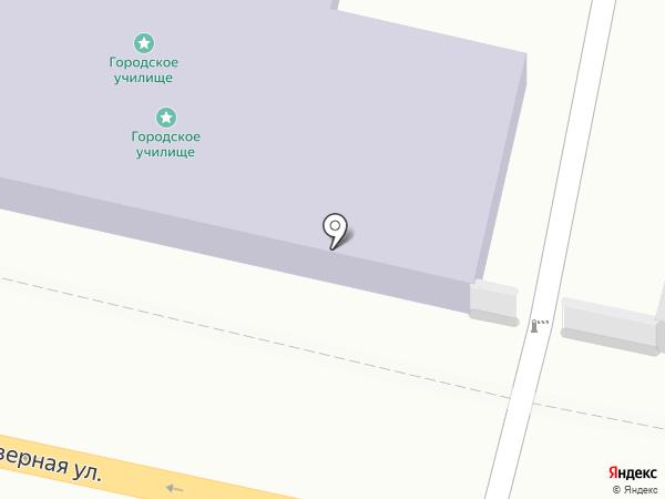Гиперион на карте Краснодара