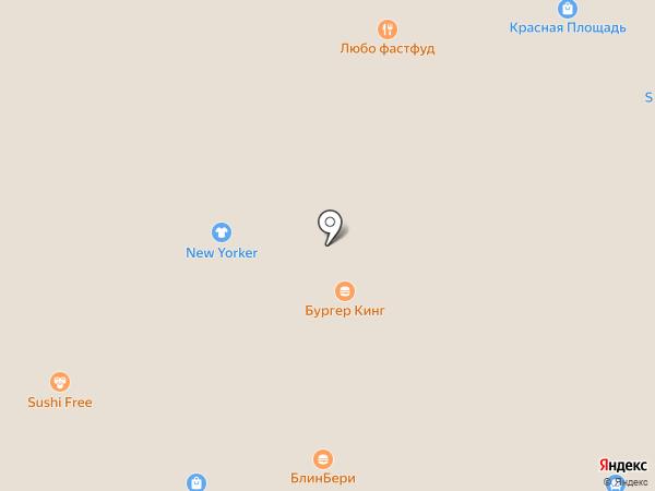 Крым золото на карте Краснодара