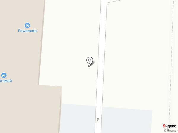 VIRBACauto на карте Краснодара