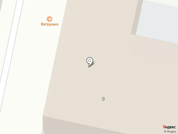 Пекарня на карте Краснодара