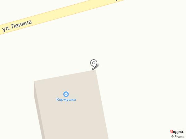 Скрудж МакДак на карте Новотитаровской