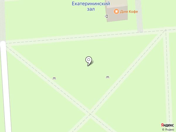 Гослото на карте Краснодара