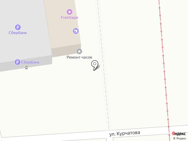 Мастерская по ремонту часов на карте Краснодара