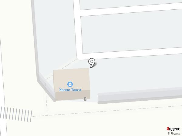 Горизонт на карте Краснодара