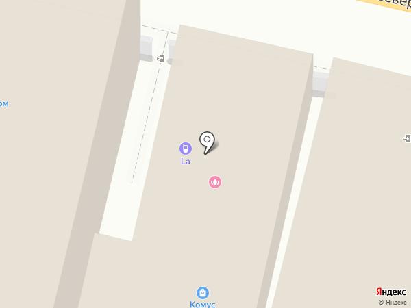 Vogue nails на карте Краснодара