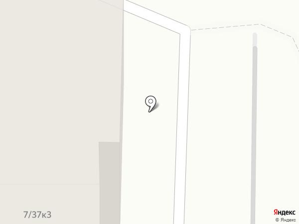 Парикмахерская на карте Краснодара