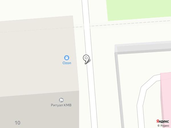 Belara на карте Краснодара