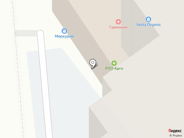 АВТО-БРОКЕР на карте Краснодара