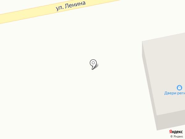Автосервис на карте Новотитаровской