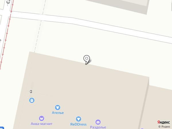Спарк на карте Краснодара