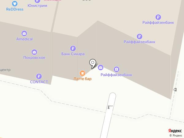IT Planet Group на карте Краснодара