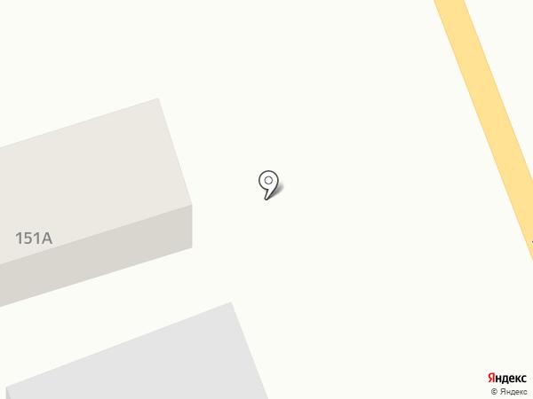 Торговая компания на карте Новотитаровской