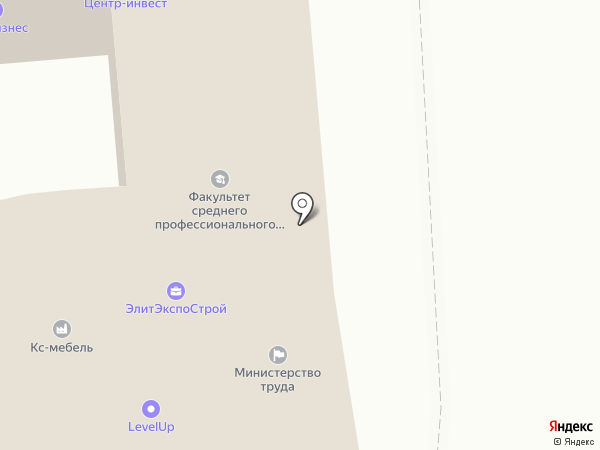 Банкомат, КБ Центр-инвест, ПАО на карте Краснодара