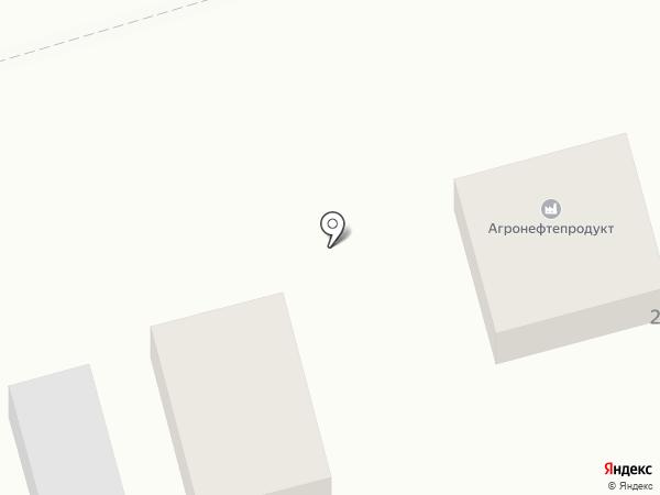 Краснодарский Механический Завод на карте Новотитаровской
