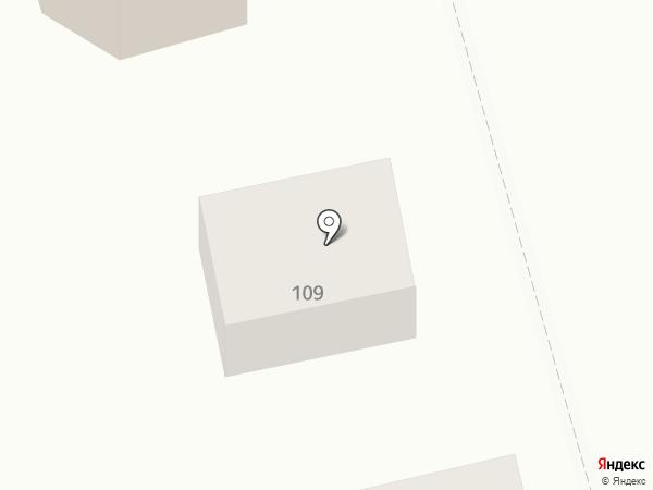 Ермолинские полуфабрикаты на карте Новотитаровской