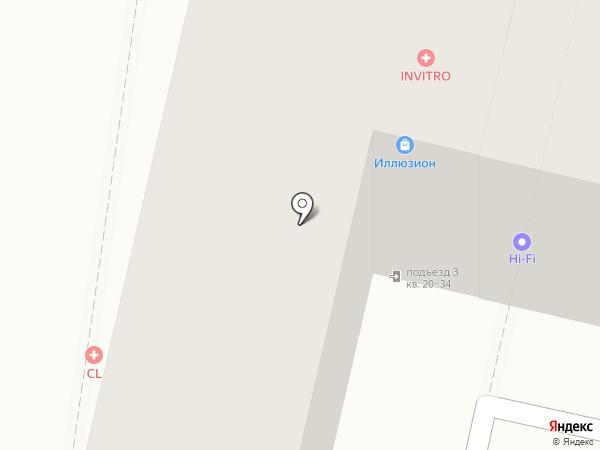 Косметический кабинет Лилии Прокопенко на карте Краснодара