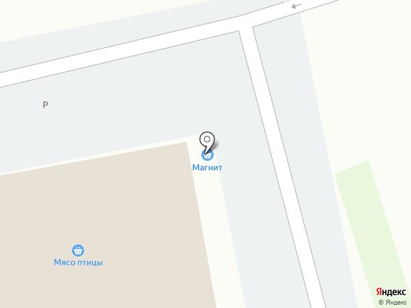 Аптечный склад на карте Новотитаровской