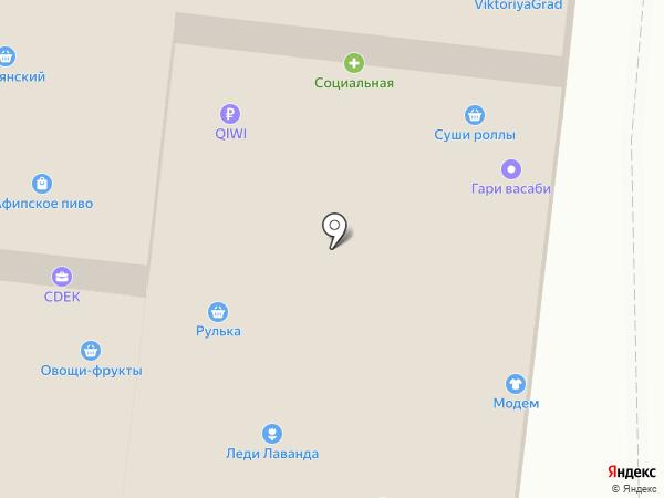 KEAT на карте Краснодара