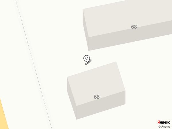 Магазин кондитерских изделий на Широкой (Новотитаровская) на карте Новотитаровской
