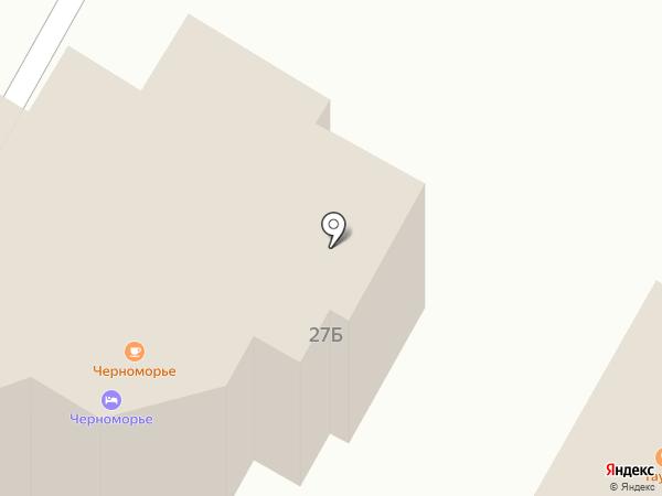 Таурус на карте Небуга