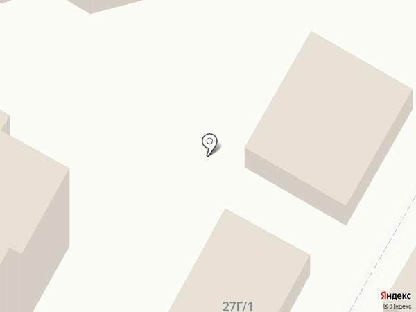 БурЖуй на карте Небуга