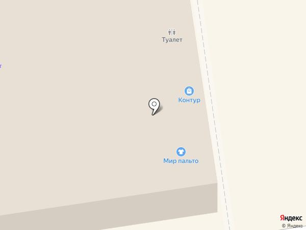 Велес на карте Краснодара