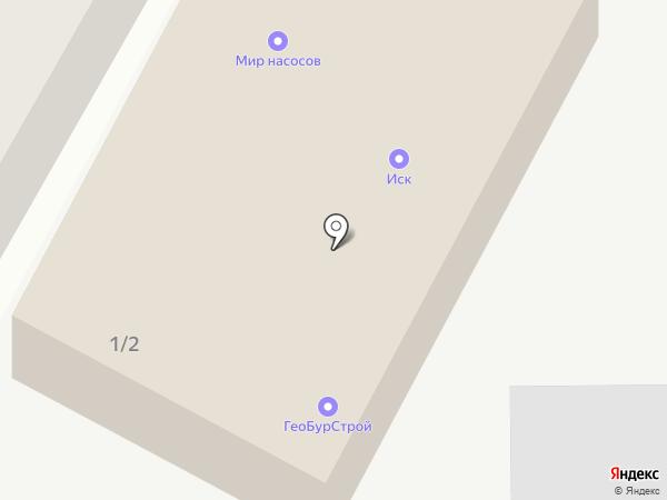 ТехКомплектСервис на карте Краснодара