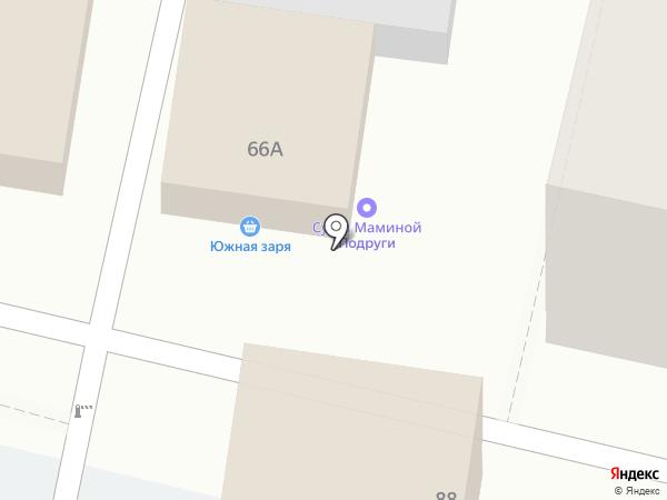 Хмельной маркет на карте Краснодара