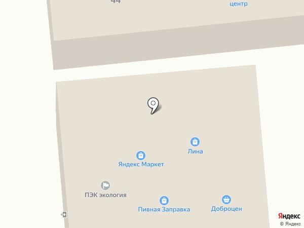Кобра Гарант на карте Новотитаровской