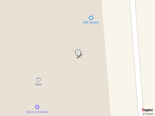 Хорошая Медтехника на карте Краснодара