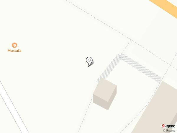 Fry`n`dips на карте Небуга