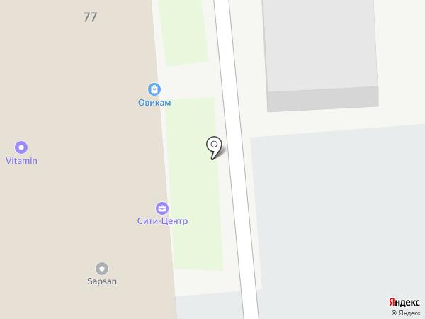 КПИ Окна на карте Краснодара