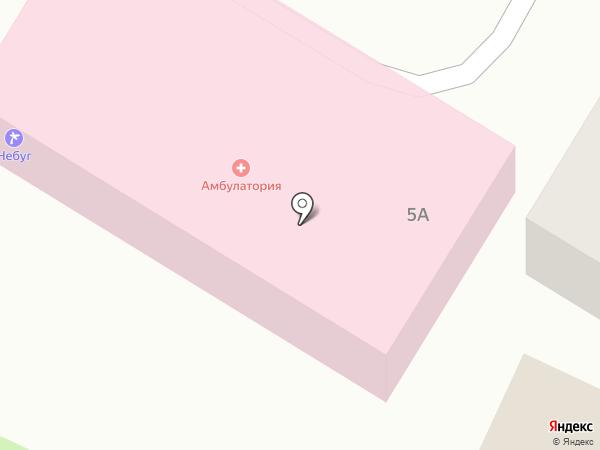 Марио на карте Небуга