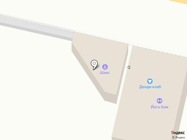 ITELL на карте Краснодара