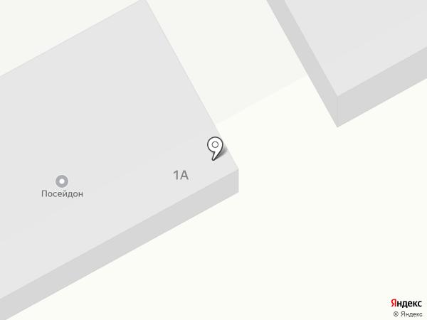 ПосейДон на карте Семилуков