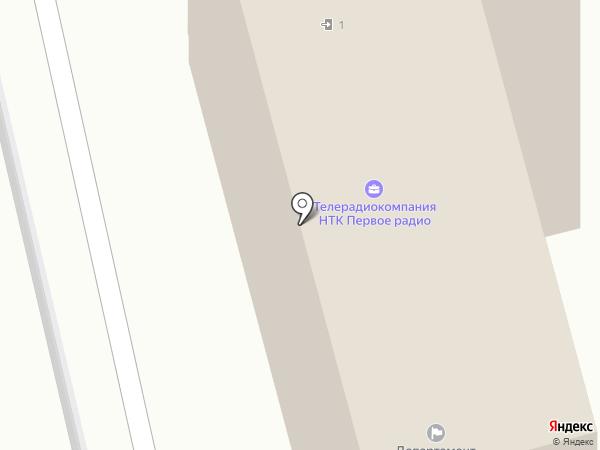 Кубань24 на карте Краснодара