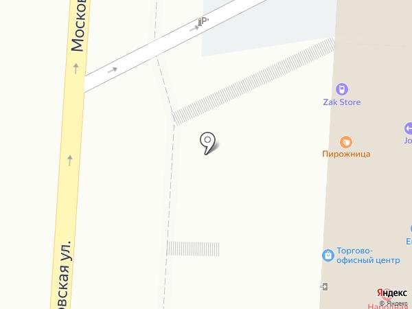 Моя аптека на карте Краснодара