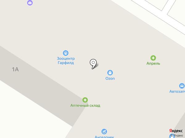 Qiwi на карте Небуга